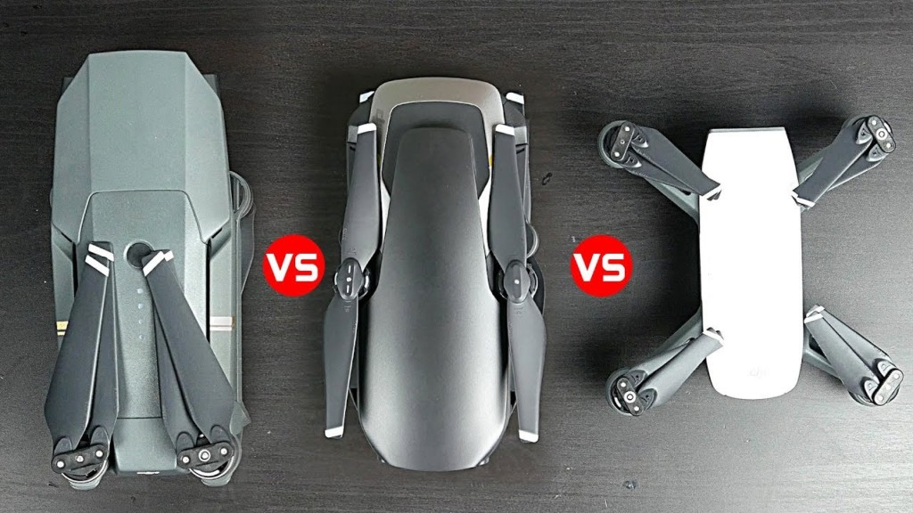 DJI Mavic Pro Full Review | Mavic Air Comparison