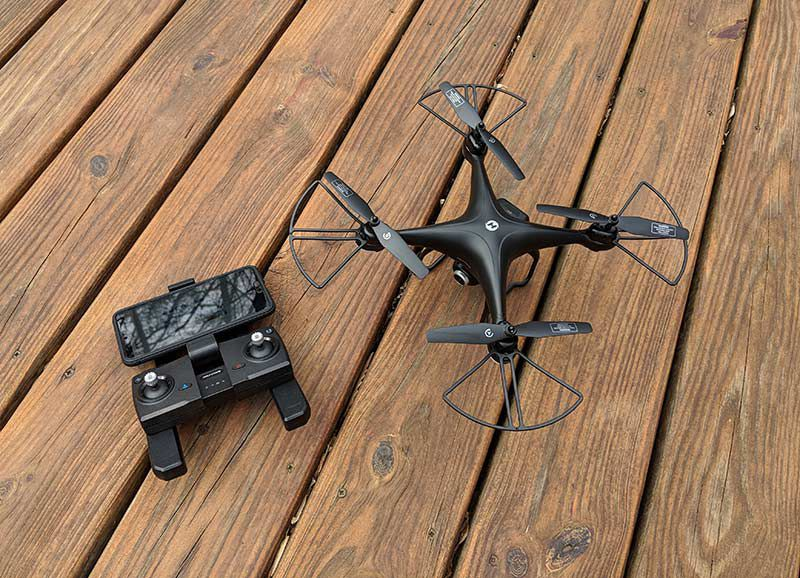 Holy Stone FPV HS120D drone review