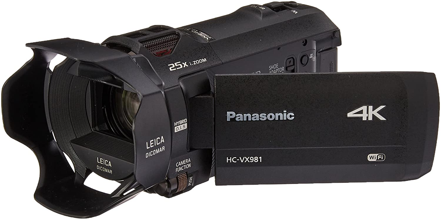 best camcorder for wedding videography